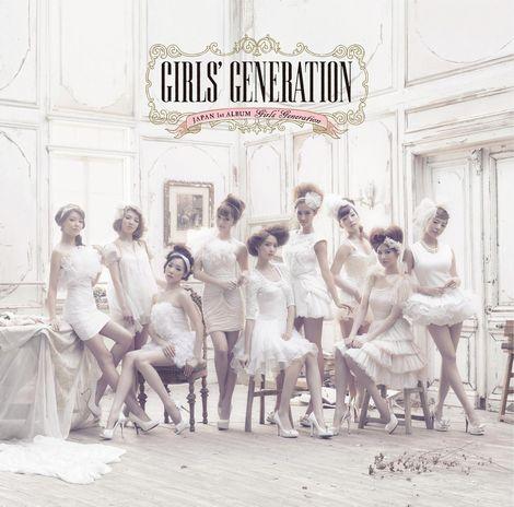 『GIRLS' GENERATION』(6月1日発売)