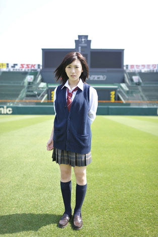『2011 ABC 夏の高校野球応援ソング』に抜擢された川上ジュリア