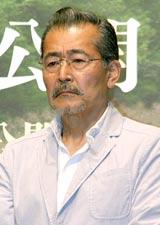 映画『小川の辺(ほとり)』の完成会見に出席した藤竜也