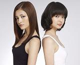 初共演の黒木メイサ(左)・多部未華子(右)がW主演