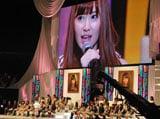 『第3回AKB48選抜総選挙』6位の小嶋陽菜 (C)ORICON DD inc.