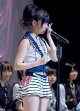『第3回AKB48選抜総選挙』9位の指原莉乃 (C)ORICON DD inc.