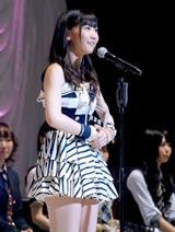 『第3回AKB48選抜総選挙』3位の柏木由紀 (C)ORICON DD inc.