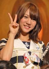 『第3回AKB48選抜総選挙』12位の高城亜樹 (C)ORICON DD inc.
