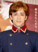 ミュージカル『MITSUKO〜愛は国境を越えて〜』公演前の舞台けいこに出演した辛源