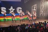 結成1周年記念ライブを行うSUPER☆GiRLS (C)ORICON DD inc.