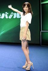 『Amebaモバイル』の新CMに出演する倉科カナ