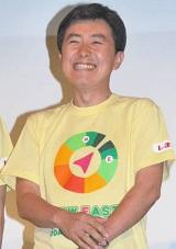 『お台場合衆国2011 〜ぼくらがNIPPON応援団!〜』の記者会見に出席した笠井信輔アナウンサー (C)ORICON DD inc.