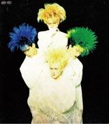 写真は1990年に発売されたアルバム『Culture Shock』ジャケット写真