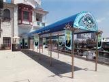 期間限定オープンの「サンジの海賊レストラン」外観 (C)尾田栄一郎/集英社・フジテレビ・東映アニメーション (C) & (R) Universal Studios.