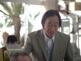 保護者をなだめる武田先生