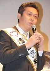 """""""ヒヨドリ""""改め鳩山来留夫 (C)ORICON DD inc."""