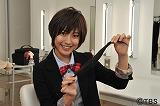 主演ドラマ『美男ですね』で1人2役の双子の兄妹を演じるため、髪を36cmカットして撮影に挑む瀧本美織