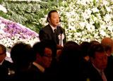 美空ひばりさんの『23回忌法要』に出席した加藤和也氏