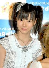 音楽放送スターデジオの公開録音イベントを行ったモーニング娘。の生田衣梨奈