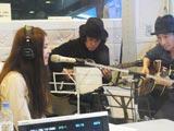 渋谷スペイン坂スタジオで「Morris」を生演奏するSuperfly