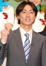 2011年『FNS27時間テレビ』で司会を務める、ナインティナイン・矢部浩之 (C)ORICON DD inc.