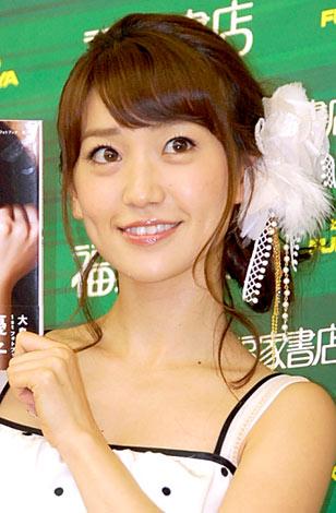 サムネイル 1stフォトブック『優子』の発売記念イベントを行ったAKB48・大島優子