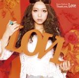 『Thank you,Love』(初回盤)
