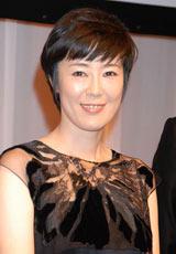 『第37回 放送文化基金賞』贈呈式に出席した寺島しのぶ