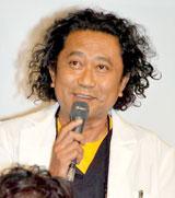 ドラマ『ブルドクター』(日本テレビ系)の制作発表会見に出席したブラザートム