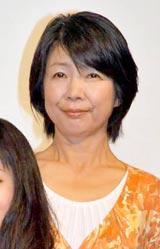 ドラマ『ブルドクター』(日本テレビ系)の制作発表会見に出席した市毛良枝