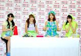 『野菜一日これ一本』(カゴメ)新キャンペーン発表会で即興CMに挑戦したAKB48