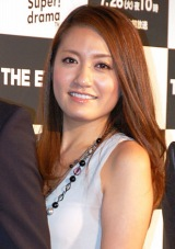 仁科仁美、アジア系俳優にメロメロ