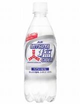 アサヒ飲料が発売した夏期限定商品『三ツ矢 塩サイダー』