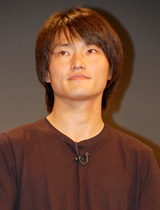『HYPER JAPAN』出演発表記者会見に出席したジャルジャル・福徳秀介 (C)ORICON DD inc.