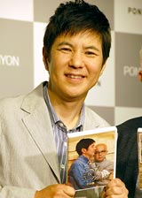 『コサキンDEラ゛ジオ゛!〜グレ盤〜』DVD発売記念イベントに出席した関根勤