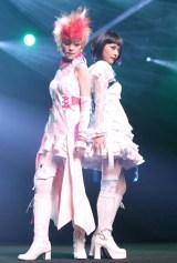 『JAPAN EXPO』に登場したHANGRY&ANGRY-f