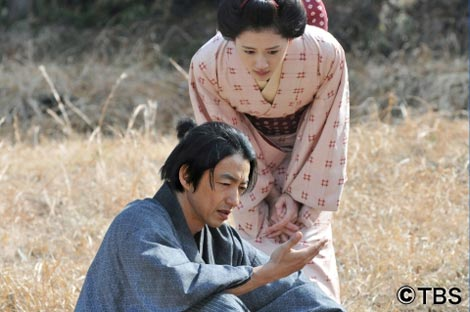 「上半期ドラマ視聴率」1位の『日曜劇場 JIN-仁-』(TBS系)