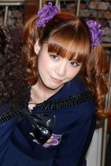 子供向けバラエティ番組『ピラメキーノ』(テレビ東京系)で結成されたブラックラブリイの新メンバーに決定したローラ・チャン (C)ORICON DD inc.