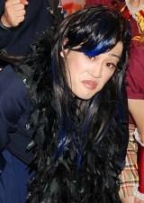 子供向けバラエティ番組『ピラメキーノ』のブラックラブリイ追加メンバー発表会見に出席した、フルーツポンチ・村上健志 (C)ORICON DD inc.