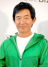 アディダスの『スポーツクールビズスタイル』発表記者会見に出席した石田純一