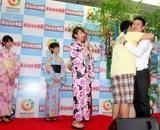 『お台場合衆国2011 〜ぼくらがNIPPON応援団!〜』の会見の様子 (C)ORICON DD inc.