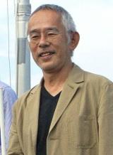 映画『コクリコ坂から』の完成披露会見に出席した鈴木敏夫プロデューサー (C)ORICON DD inc.
