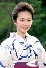帝国劇場100周年記念舞台『細雪』制作発表記者会見に出席した賀来千香子 (C)ORICON DD inc.