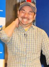 映画『アイ・アム・ナンバー4』のイベントに登場したレイザーラモンRG (C)ORICON DD inc.