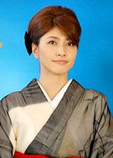 新ドラマ『ドン★キホーテ』(日本テレビ系)の製作発表記者会見に出席した内田有紀