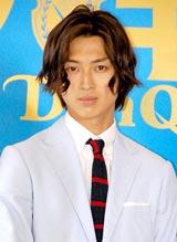 新ドラマ『ドン★キホーテ』(日本テレビ系)の製作発表記者会見に出席した松田翔太