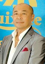 新ドラマ『ドン★キホーテ』(日本テレビ系)の製作発表記者会見に出席した高橋克実