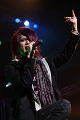 初のZepp Tokyoライブで4歳の誕生日を迎えたvistlip