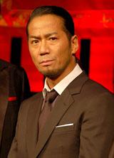 劇団EXILEの第5回舞台公演『レッドクリフ−愛』『レッドクリフ−戦−』の製作発表会見に出席したEXILE・HIRO