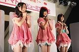 アイドルグループ・プチトマトのステージ (写真提供)東海テレビ