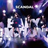SCANDALのアルバム『BABY ACTION』初回限定盤