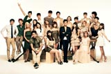 『JYP Nation in Japan 2011』出演者