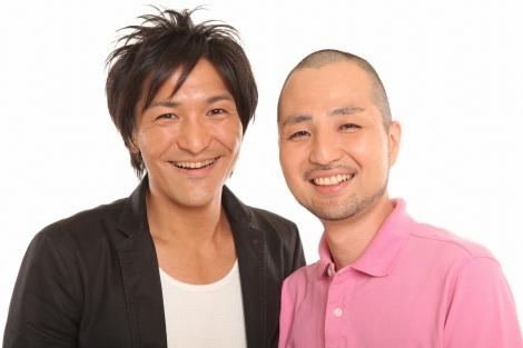 『THE MANZAI 2011認定漫才師』となったスリムクラブ
