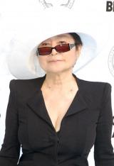 『第20回モンブラン国際文化賞』授賞式に出席したオノ・ヨーコ (C)ORICON DD inc.